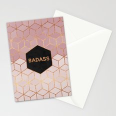 Badass Stationery Cards