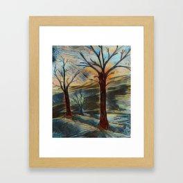 """""""Last Day"""" Framed Art Print"""