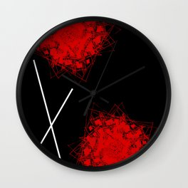 BEDROOM SERIES #9 Wall Clock