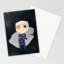 Colonel Tigh 2 | Battlestar Galactica Stationery Cards