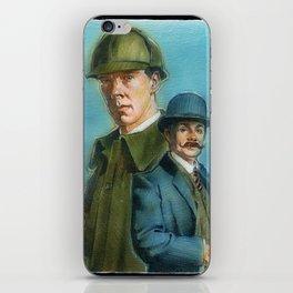 Watson and Sherlock iPhone Skin