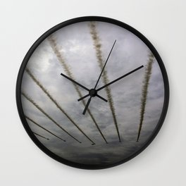 R.A.F. revisited Wall Clock
