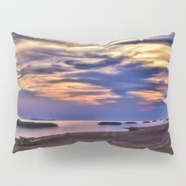 Sunset on the Beach Pillow Sham