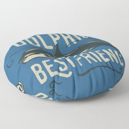 Dolphin - Best-friend Floor Pillow