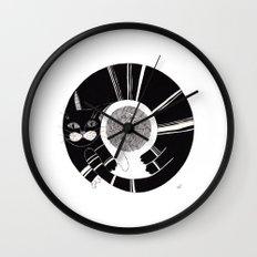 cats life: playing Wall Clock