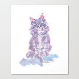 Little Violette Canvas Print
