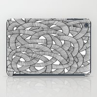 knit iPad Cases featuring Macro Knit  by Plenty Culture