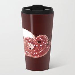 Sea Lord (Red) Metal Travel Mug