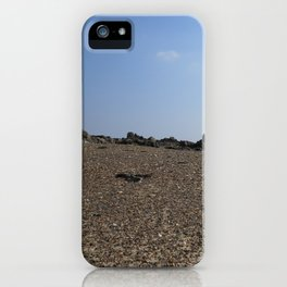 Alien Landscape iPhone Case