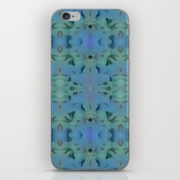 Deep Style Digital Pattern and Butterfly 13 iPhone Skin