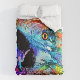 Ara Parrot Comforters