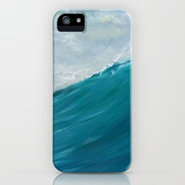The Swell iPhone Case