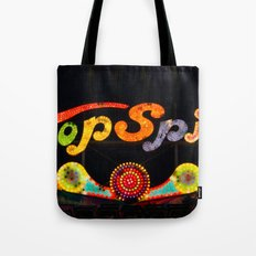Top Spin Tote Bag