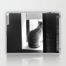 Looking Out Laptop & iPad Skin