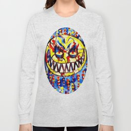 smiley face & the T6 Long Sleeve T-shirt