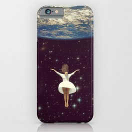 Let It All Go iPhone Case