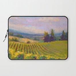 Fruit of the Vine Oregon Vineyard Laptop Sleeve