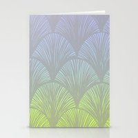 hologram Stationery Cards featuring Hologram Scales by michiko_design