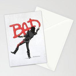 Bad Vandal Stationery Cards