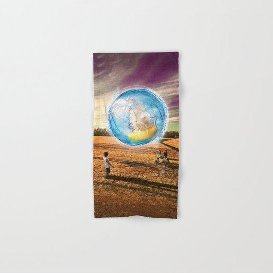 The Traveler Hand & Bath Towel