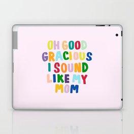 Good Gracious Laptop & iPad Skin