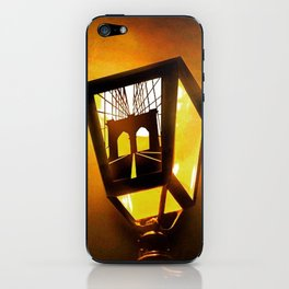 Brooklyn Bridge Lantern iPhone Skin