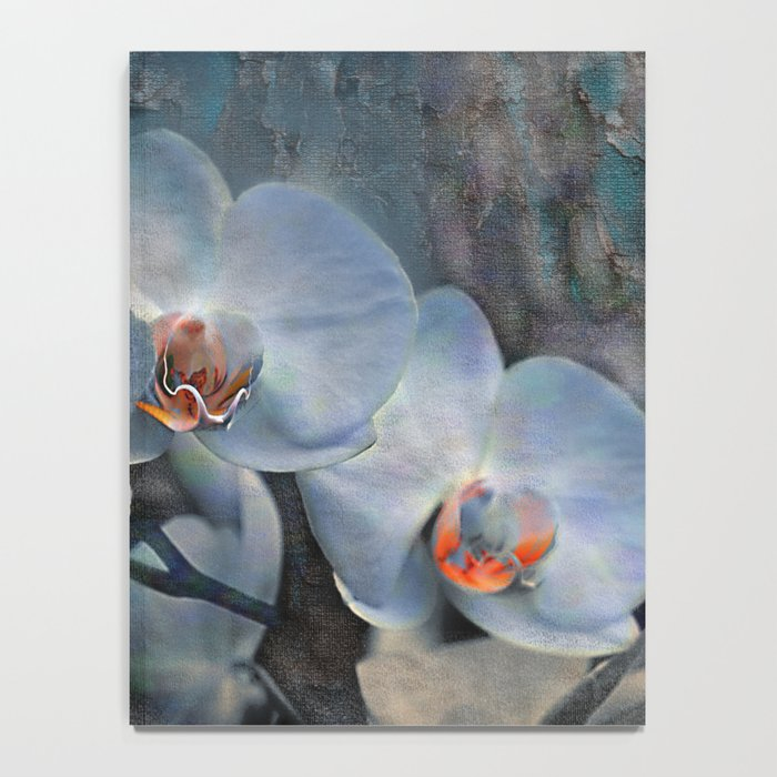 The mystery of orchid(12) Notebook