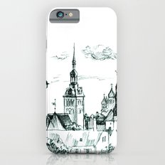 Medieval landscape. iPhone 6s Slim Case
