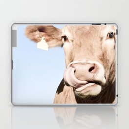 Holy cow Laptop & iPad Skin
