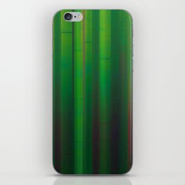 Bamboos iPhone Skin