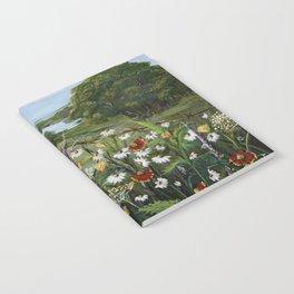 Wild Daisies Notebook