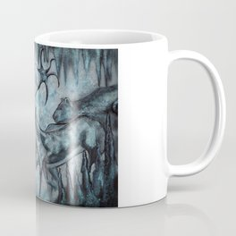 Crystal Cavern Procession Coffee Mug