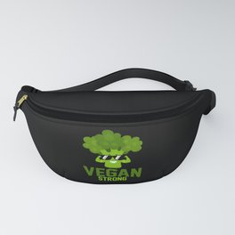 Broccoli strong Fanny Pack