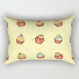 cup cake time! Rectangular Pillow