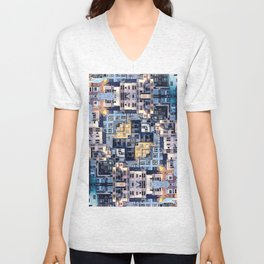 Community of Cubicles Unisex V-Neck