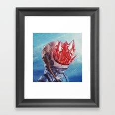 Emanating Framed Art Print