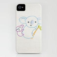 K Koala iPhone (4, 4s) Slim Case