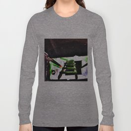 ladder going up or down Long Sleeve T-shirt