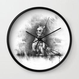 The Pooh Wall Clock
