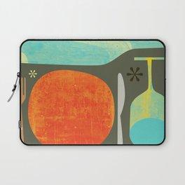 Wine & Dine Kitchen Art Laptop Sleeve