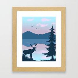 A Place I Call Home Framed Art Print