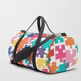 Autism Awareness Duffle Bag