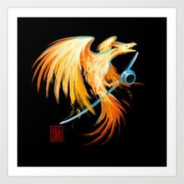 Capoeira 541 Art Print