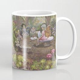 Faerie Garden Letters Coffee Mug
