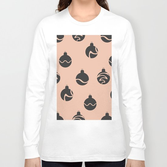 Christmas balls Long Sleeve T-shirt