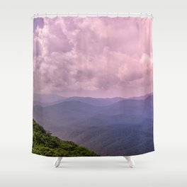 Smoky Mountain National Park -  96/365 Nature Photography Shower Curtain