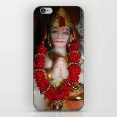 Hanuman iPhone & iPod Skin