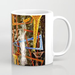 Monumental geometric Coffee Mug
