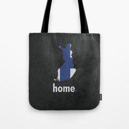 Finland Proud Tote Bag
