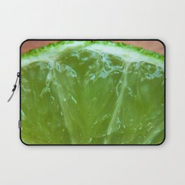 Lime Green and Fresh Laptop Sleeve